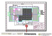 Dimension in AutoCAD Training Melaka Puchong Selangor Malaysia