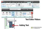 Text and table in AutoCAD Training Melaka Puchong Selangor Malaysia