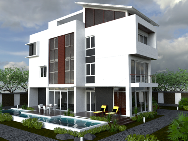 V-Ray Rendering For SketchUp